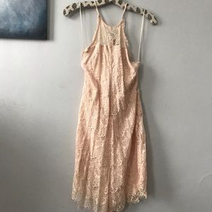 FREE PEOPLE • lace dress
